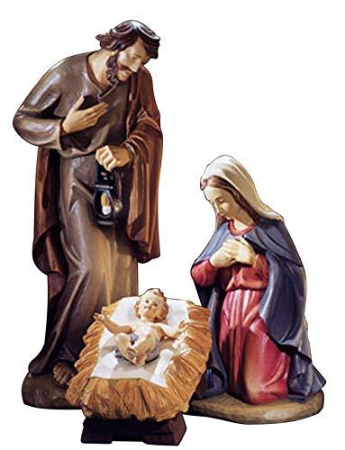 Avalon Gallery Christmas Holy Family 24 Inch Nativity Scene 3-Piece Set