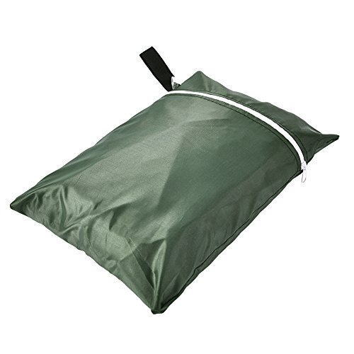 WZTO Cushion Cover Storage Bag Durable Cushion Storage Bag Waterproof with Rust-Proof Zipper Resistant Cover Storage Bag with Handles by WZTO (Image #6)
