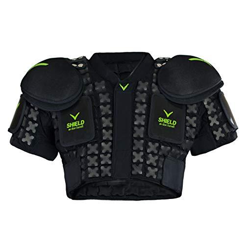 VERBERO Shield Shoulder Pads (Youth Large) ()