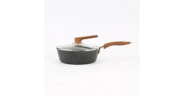 YONGJUN Maifan Stone Frying Pan Inicio Nonstick Wok ...