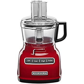 amazon com kitchenaid kfp0722er 7 cup food processor with exact
