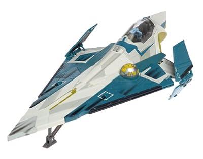 Star Wars Clone Wars - Blue Jedi Starfighter