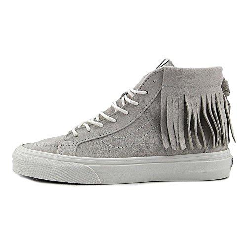 Sk8 en de Bottines Mixte Vans MOC Adulte Forme Chaussures Gris hi Suede Clair U SwY1q5