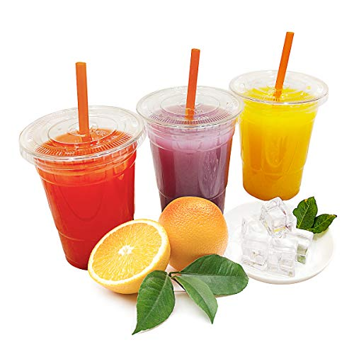 clear plastic cups lids - 1