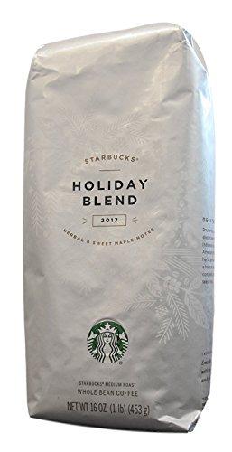 Starbucks Furlough Blend 2017 Whole Bean Coffee - 1Lb (16oz, 453g)