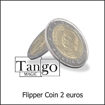 Magnetici Flipper Coin 2 euro: Amazon.it: Giochi e giocattoli