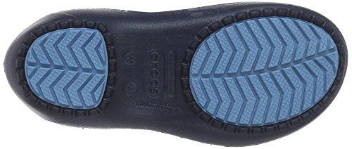 Crocs Kvinder Rainfloebootie Gummistøvler Blå (Flåde) E5c1y