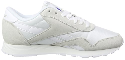Classic Sneaker Men's Reebok US 6 M White Light Grey 6vwqP