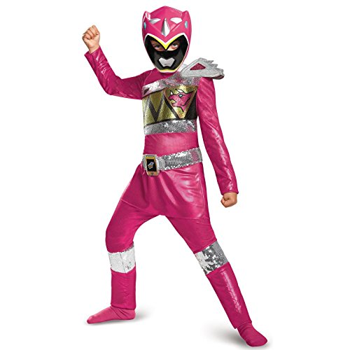 Delux (Power Rangers Costume Pattern)