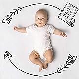 Henry Hunter Baby Blanket for Monthly Milestones