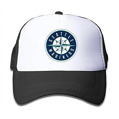 Child Seattle Mariners Baseball Team Cool Snapback Hats