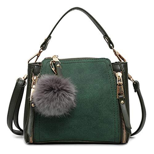 Green 11cm Tote Casual Black Bags Women 17cm Designer 21cm Bag Hwftzq