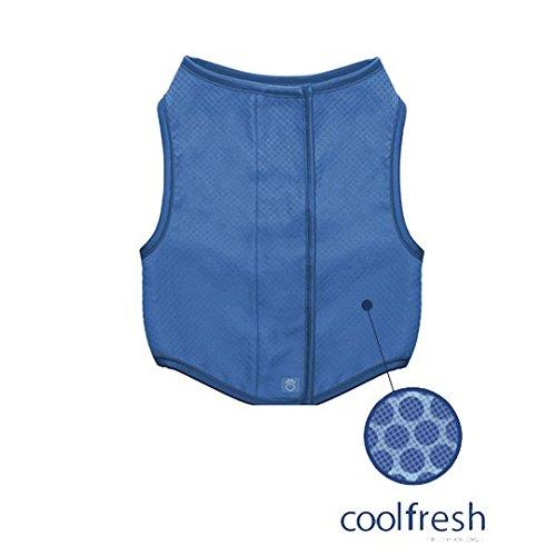 Go Fresh Pet Ice Vest Cooling Vest for Dogs (XL)