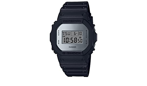 Amazon.com: G-SHOCK Metallic Mirror Face DW-5600BBMA-1JF(Japan Domestic genuine products): Watches