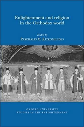 Enlightenment and Religion in the Orthodox World 2016 (Oxford University Studies in the Enlightenment) (2016-02-03)