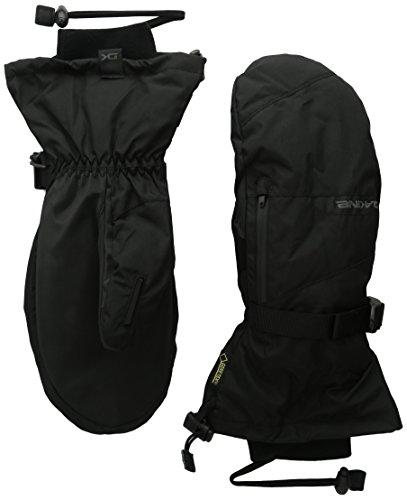 Dakine Black Glove Snowboard (Dakine Men's Titan Mitt Black 1 Skiing Gloves MD)