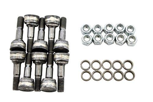 (900 Series Greenteeth 10 Pack (Three-sided, Wearsharp (wheel diameter 23