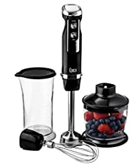 You've taken apart and cleaned your standing blender after every raspberry smoothie. You've scoured Amazon for an all-in-one handheld blender solution. And you're sick of picking out the chunks in your smoothies and soups as a result of infer...