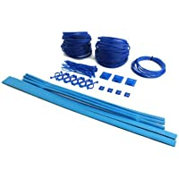 mod/smart Basic Kobra System Sleeving Kit - UV Blue
