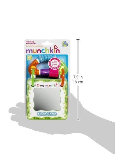 Munchkin, Traveling Flash Cards, 3 + Years