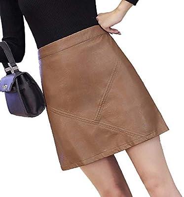 Oudan En otoño e Invierno, Faldas pequeñas, Cintura, Faldas Cortas ...