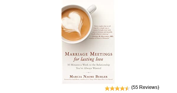 Marriage Meetings As a service to Lasting Love Pdf