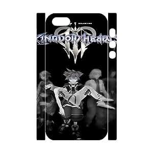 iphone 5S 3D Phone Case White Kingdom Hearts F6566906