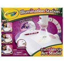 Crayola Pink Illumination Station Exclusive