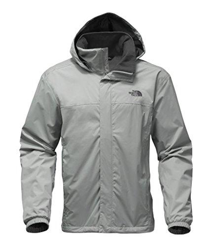 The North Face Men's Resolve 2 Jacket - Monument Grey/Asphalt Grey - L