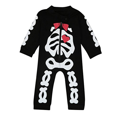 Fabal (Cute Toddler Skeleton Costumes)