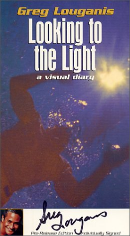 Looking to the Light Autographed Edition [VHS] Autographed Light