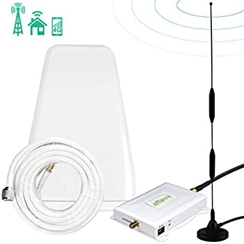 Image of Verizon Signal Booster, Verizon Cell Phone Signal Booster for Home 4G LTE 700Mhz Band 13 FDD Cell Signal Booster Verizon Mobile Phone Amplifier Repeater, Boost 4G Data and Voice Up to 2,000Sq Ft Area Signal Boosters