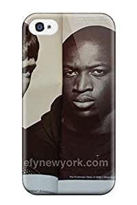 New Style ZippyDoritEduard Hard Case Cover For Iphone 5s- Dwayne Wayde