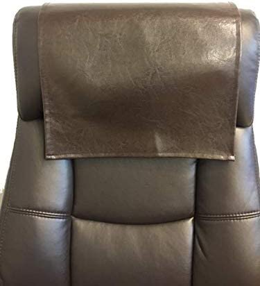 """Recliner 14/"""" x 30/"""" PEANUT Ford Head Rest Cover Vinyl Sofa seat Chaise"""