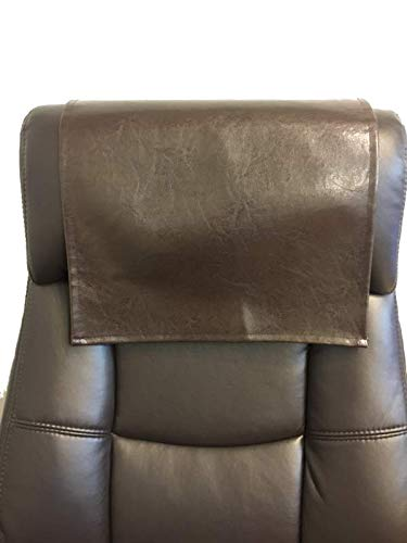 Magnificent Luvfabrics Furniture Protector Recliner Head Rest Sofa Love Seat Leather Protector Computer Chair Couch Faux Leather Vinyl Suede Backing Gmtry Best Dining Table And Chair Ideas Images Gmtryco