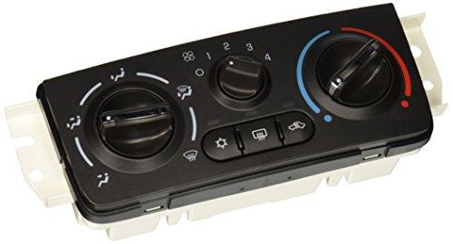 Genuine GM 12335417 Heater and A//C Switch Knob