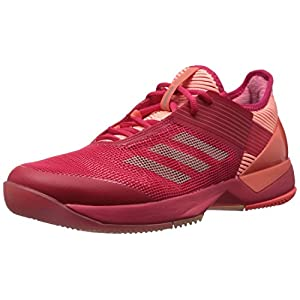 adidas Originals Women's Adizero Ubersonic 3 W Tennis Shoe
