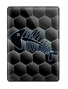Charles C Lee Premium Protective Hard Case For Ipad Air- Nice Design - Fish