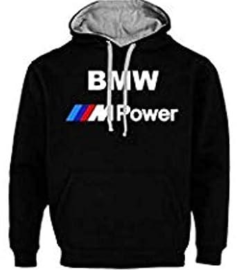 Sudadera BMW ///M Power, Fabricado Y ENVIADO Desde ESPAÑA, Regalo Ideal Navidad: Amazon.es: Ropa y accesorios