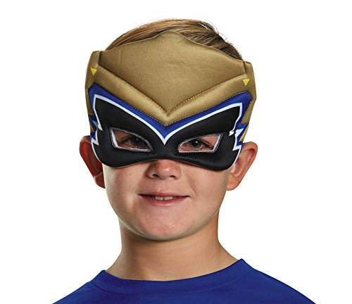 Gold Ranger Dino Charge Costume (Gold Ranger Dino Charge Puffy Mask)
