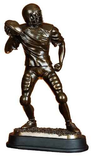 Player Football Figurine - Deco 79 49825 Polystone Player