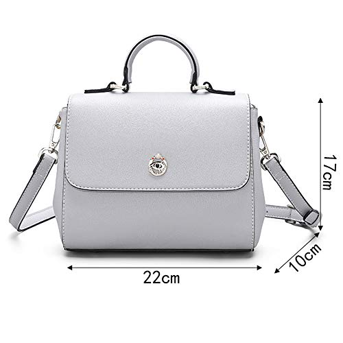 Messenger Crossbody Moda Tote Estilo Hombro De Travel Mujer Bolso D Lady Bolsos Bag Casual Abc Ladies Para 1Zxq6T1w