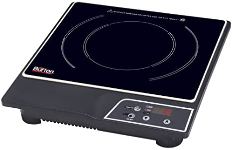Amazon.com: Max Burton 6000 1800-watt Portable Induction ...