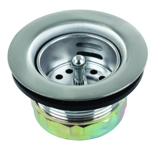 Strainer Jeep (JR Products 95325 Strainer with Push-In Basket)