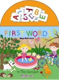 First Words in the Garden (Mag-Nut-Ics) by Charles Reasoner (