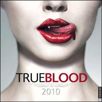 True Blood 2010 Wall Calendar (Large 2010 Calendar)