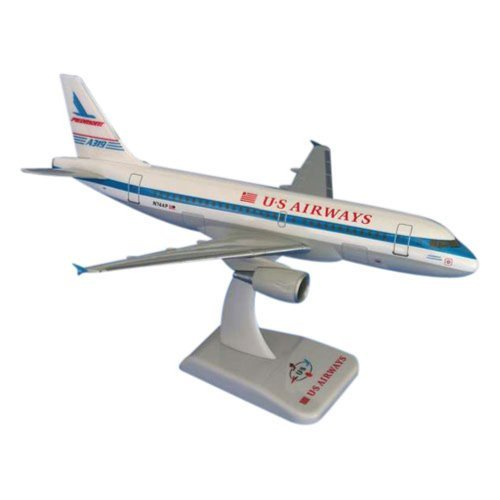 Hogan US Airways Piedmont A319 Model Airplane