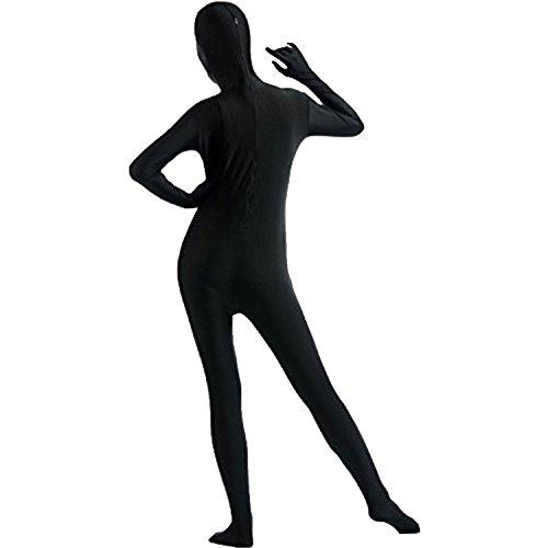 GAIBEST Spandex Bodysuit Unisex Unitard Adult Full Body Suits Lycra Costume Fancy Dress