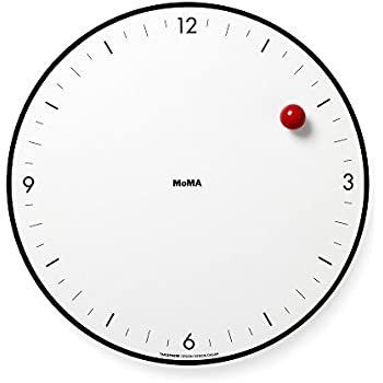 Timesphere Clock by MoMA