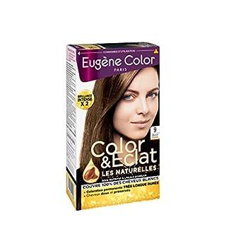 Eugène Color Les Naturelles Coloration Permanente Brillance